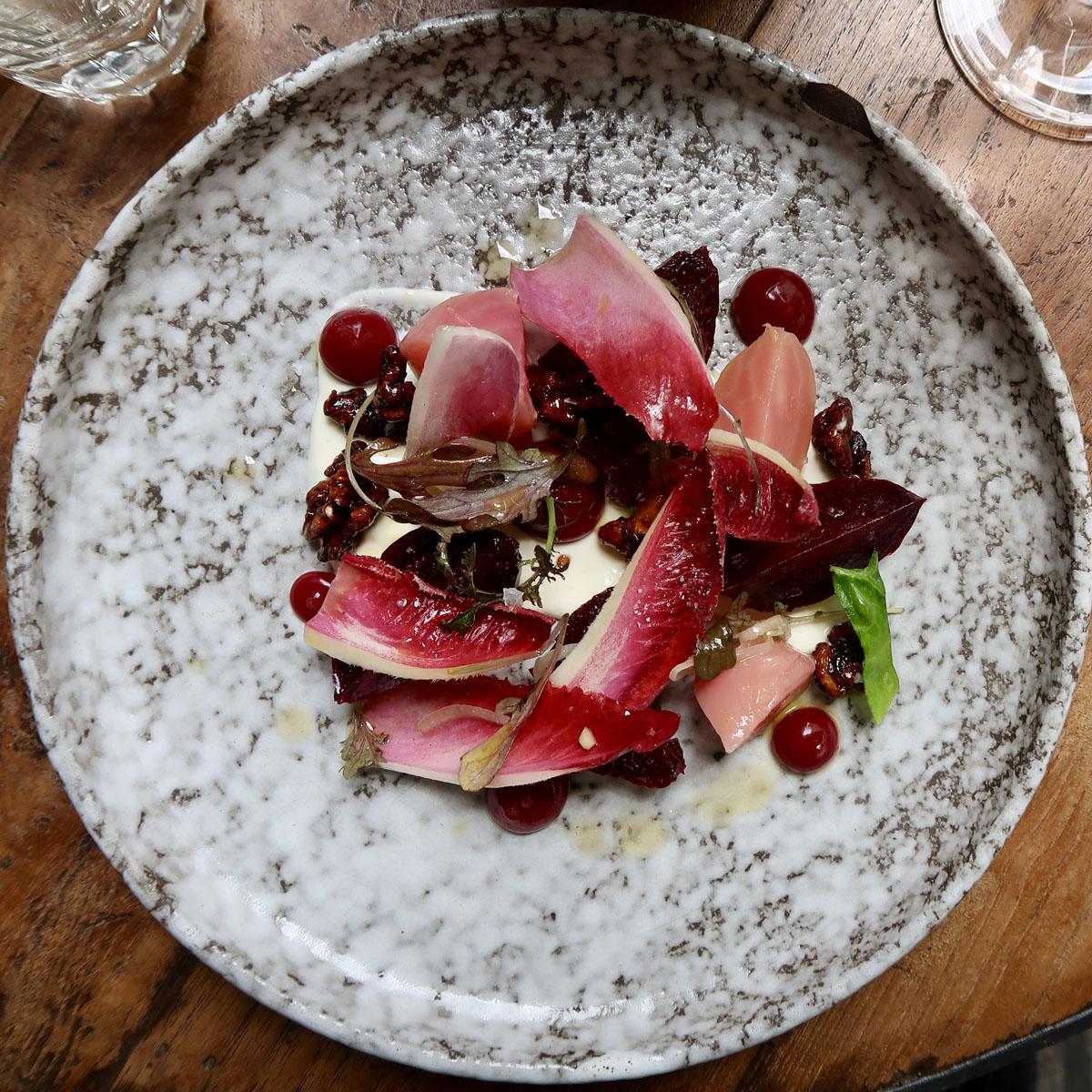 Beetroot Salad Heddon Street - Fallow