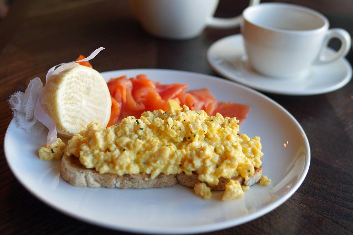 Breakfast - Hotel Indigo Stratford