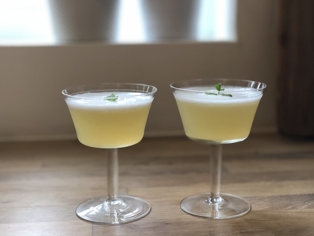 Canary cocktails