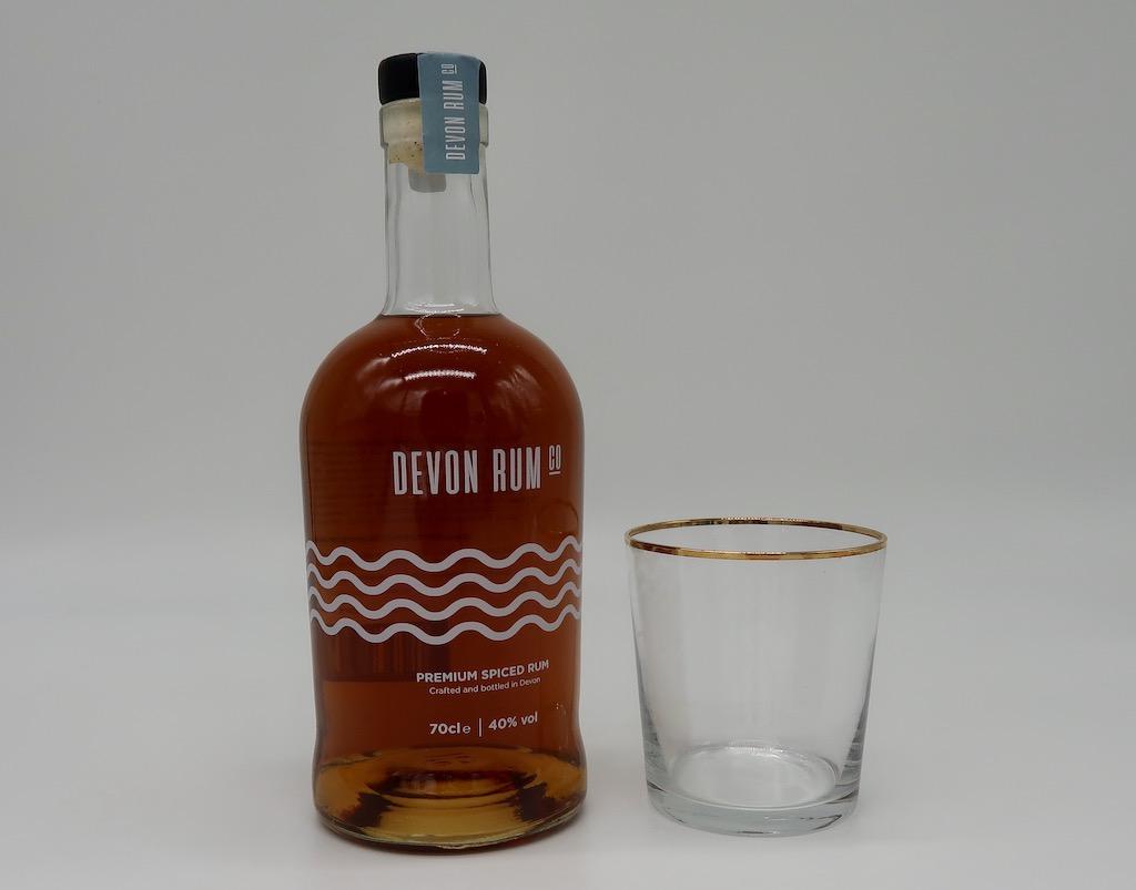 Devon Rum Co - Premium spiced rum