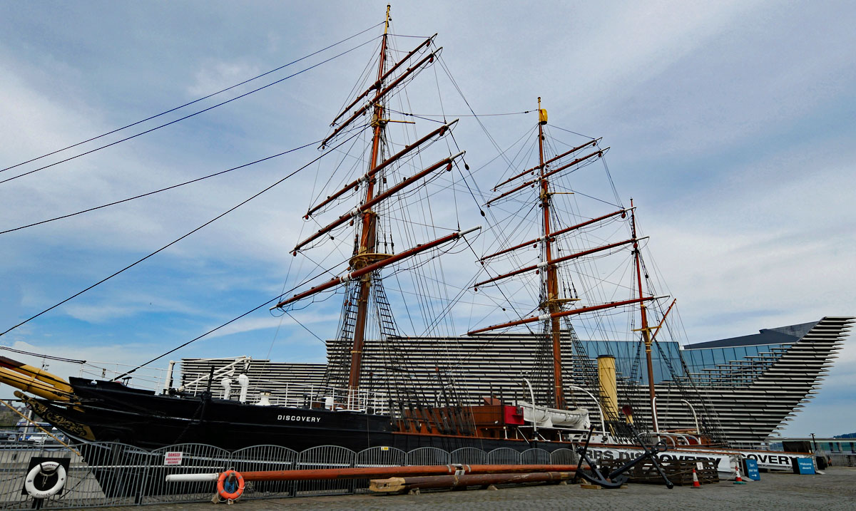 HMS Discovery Dundee