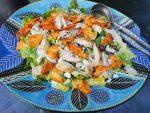 Jikoni, roast chicken salad (2)-