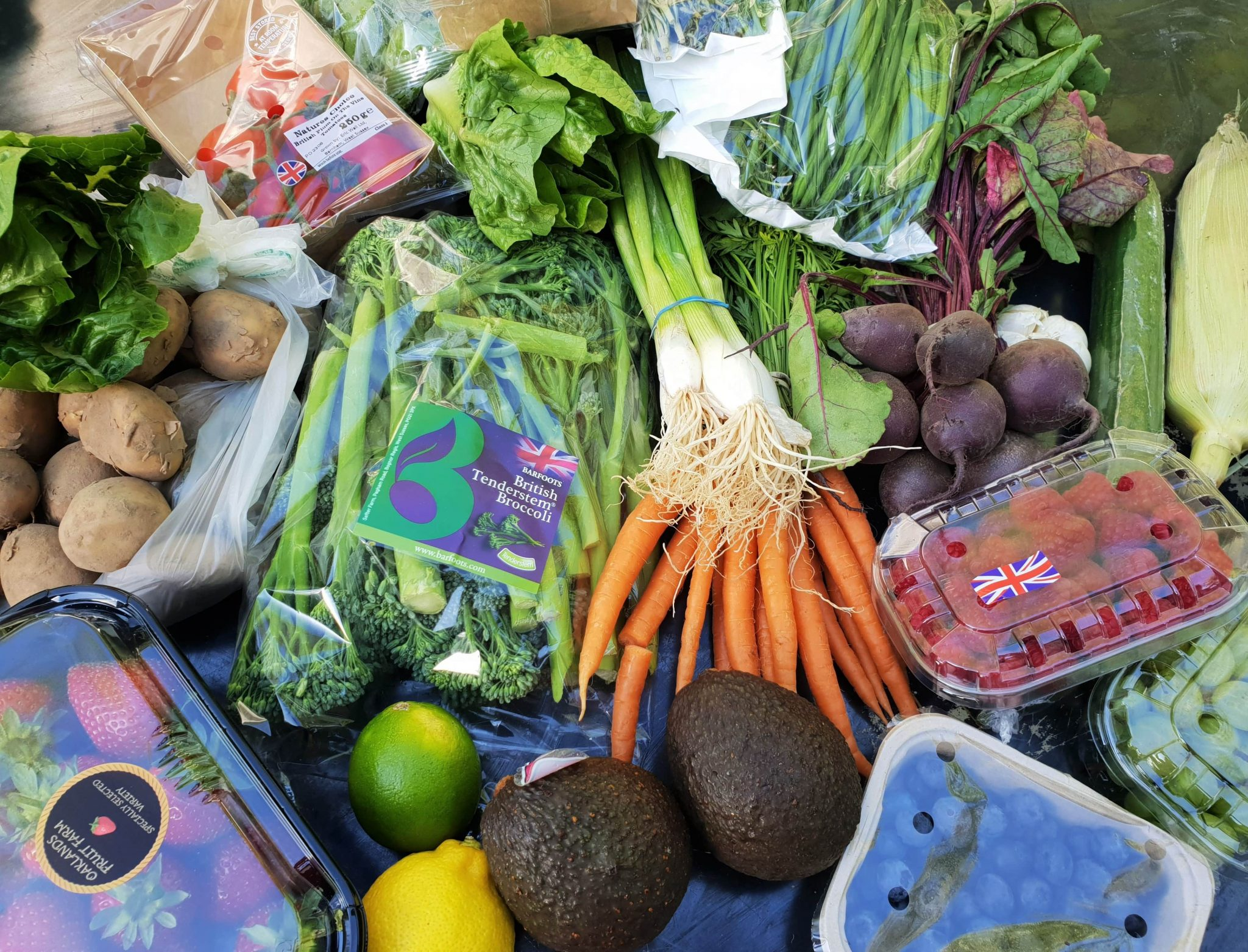 Nature's Choice veg box