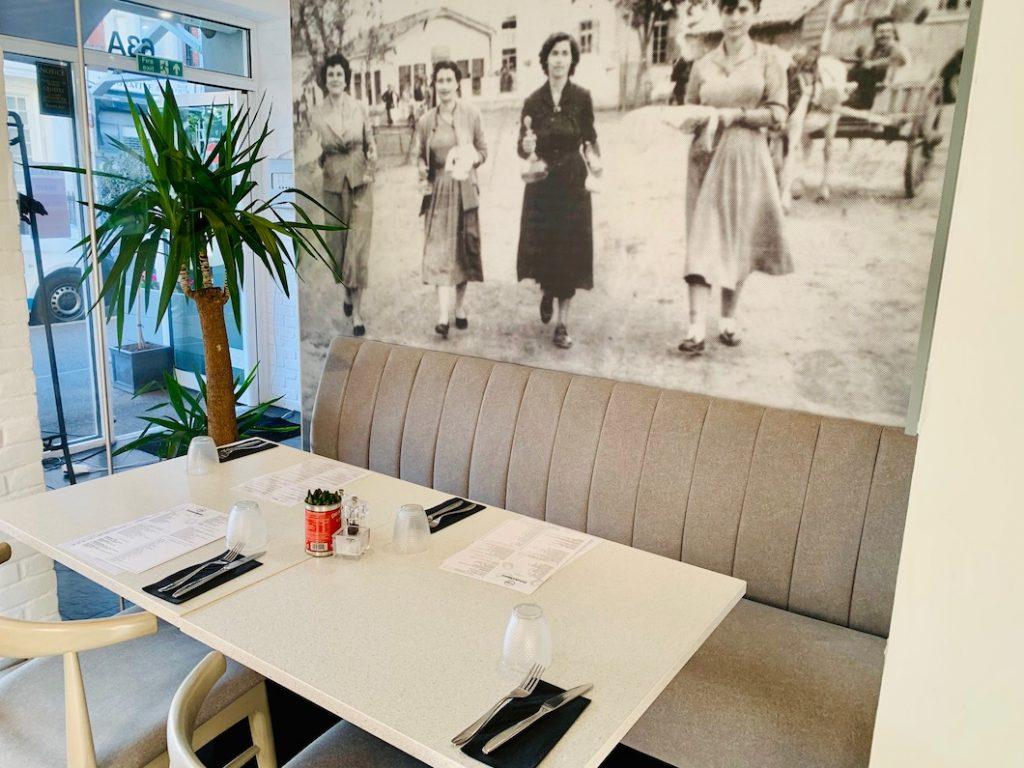 Nostos Interior - Greek Restaurant Hove