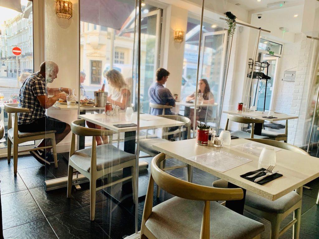 Nostos Interior - Greek Restaurant Brighton