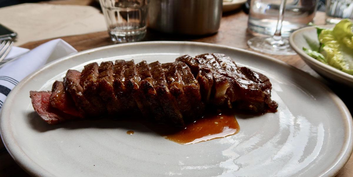 Sirloin Steak - Fallow Heddon Street