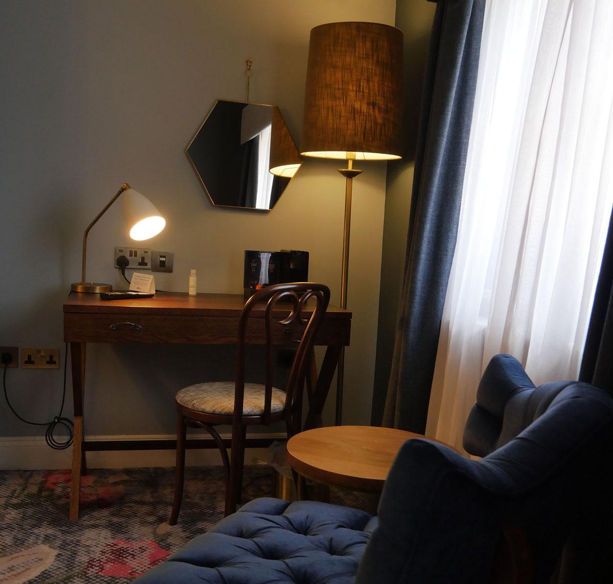 Sitting Area Hotel Indigo Stratford