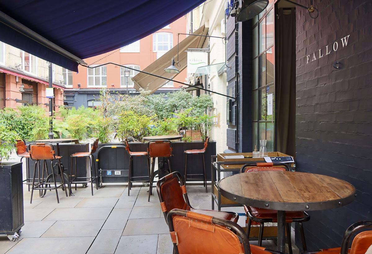 Terrace - Fallow HEDDON STREET