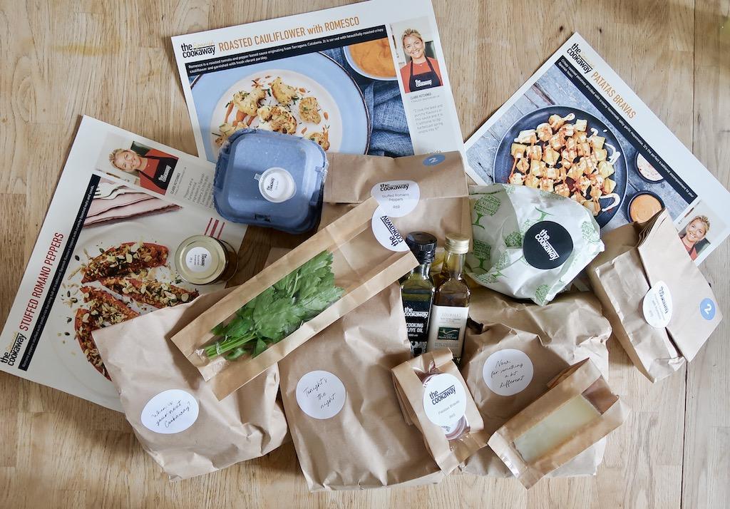 The Cookaway recipe box