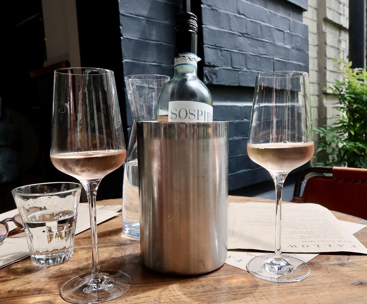 Wine - Fallow Heddon Street London