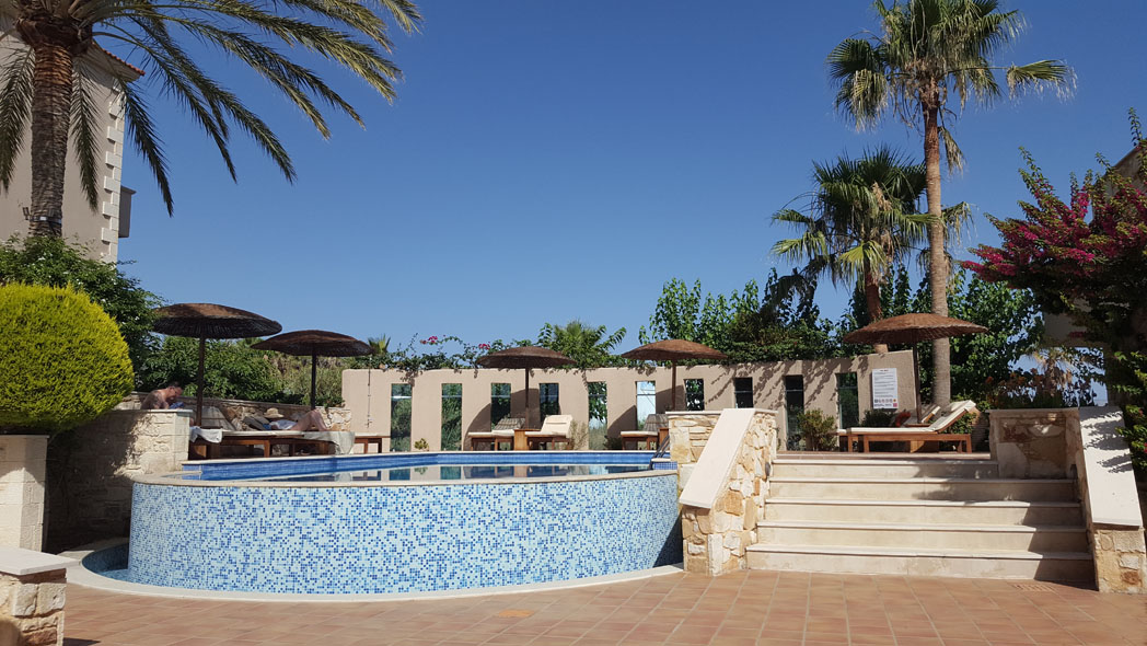 Mistral Hotel - Pool