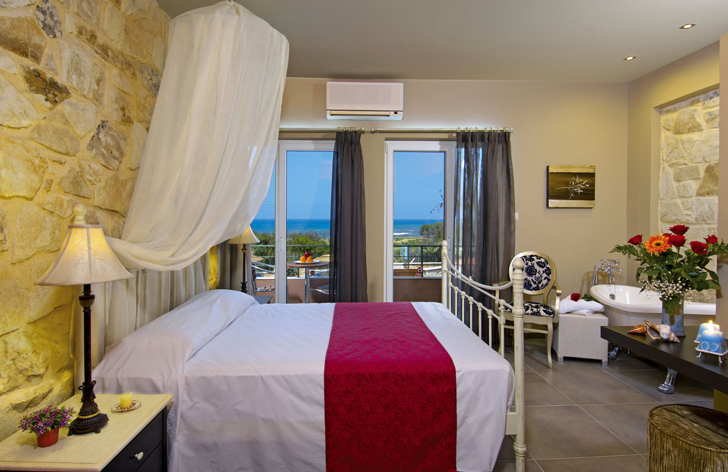 Room at Mistral Hotel Crete