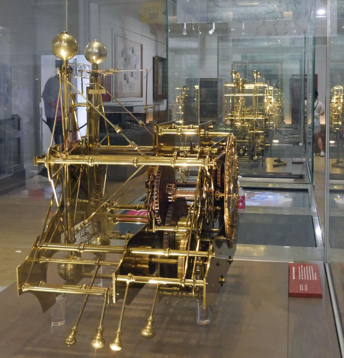 Harrison series of clocks - Royal Observatory Greenwich