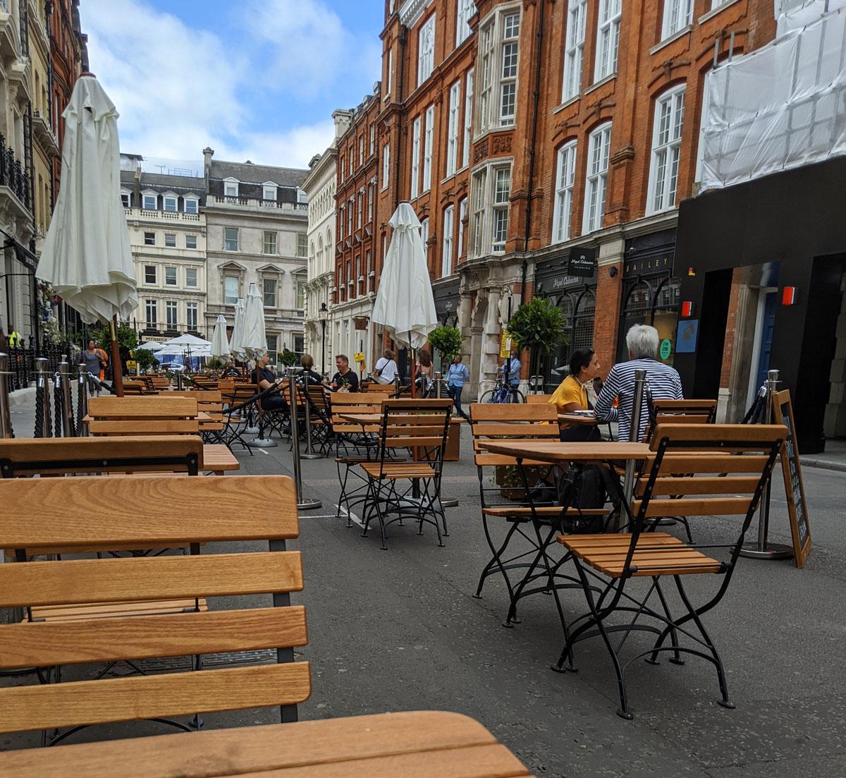 Henrietta Street Covent Garden