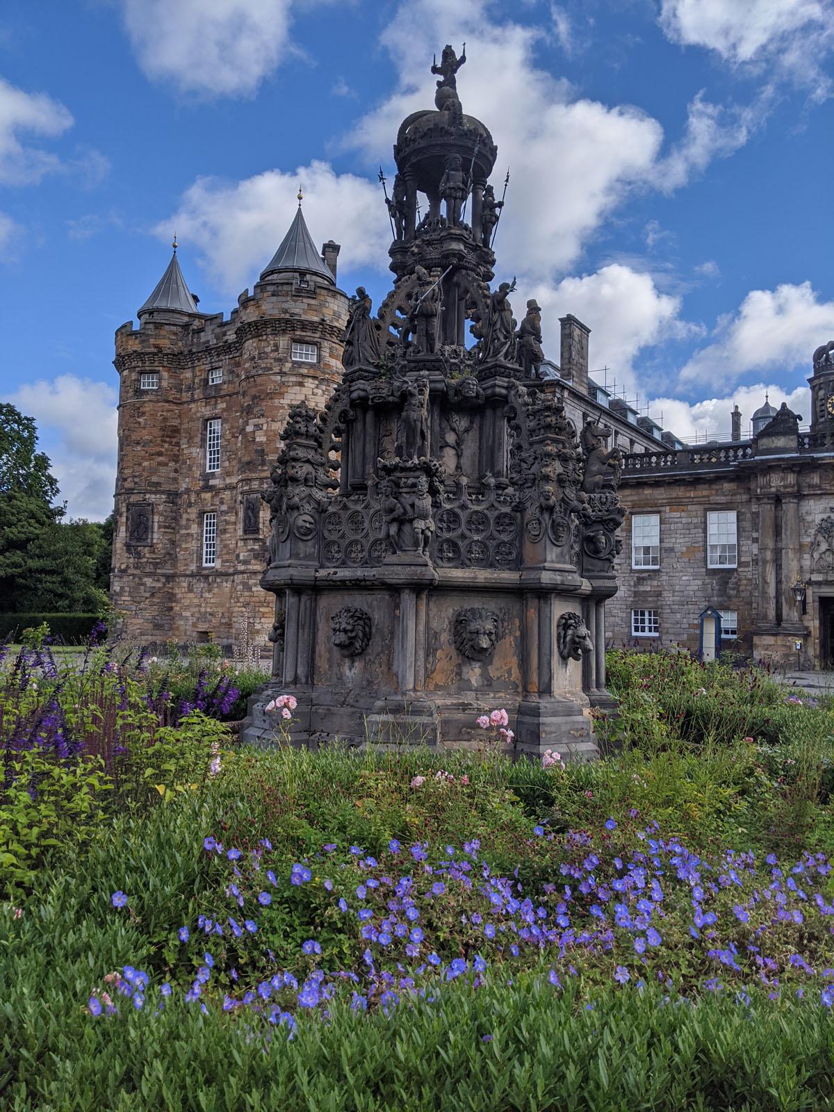 Holyrood House Edinburgh
