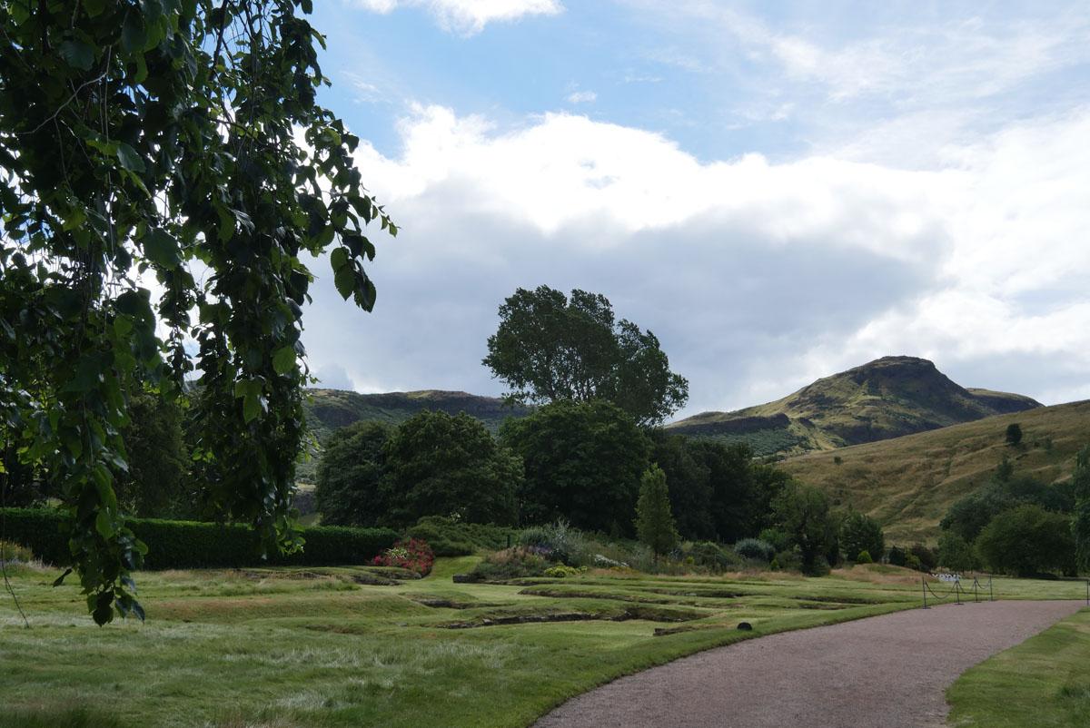 Holyrood Park Edinburgh