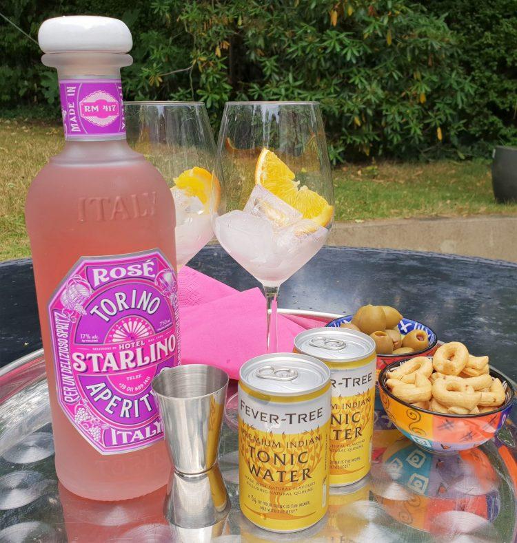 Hotel STARLINO Rose with snacks