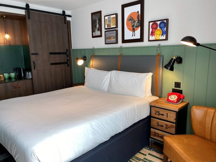 picture of standard bedroom Indigo Hotel Chester