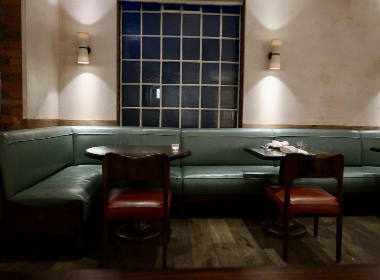LUCA RESTAURANT interior 2