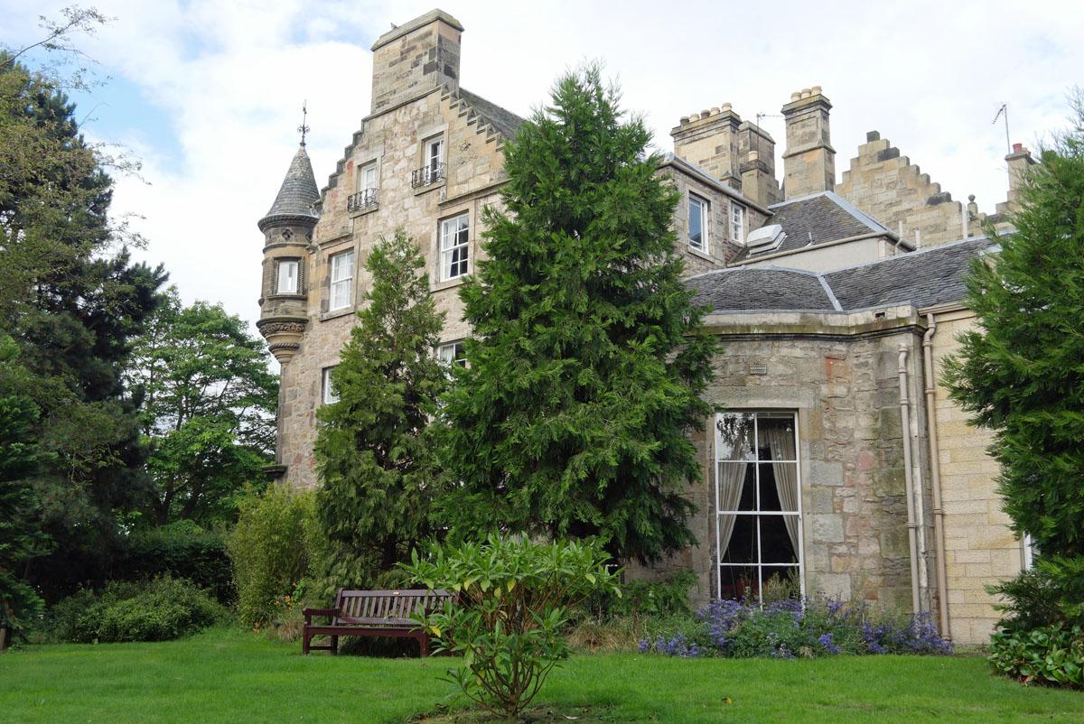 Salisbury Green Hotel Garden