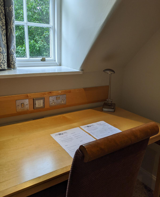Salisbury Green Hotel Study Edinburgh
