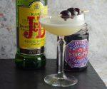J&B Sinatra Sour - Whisky Sour Cocktail