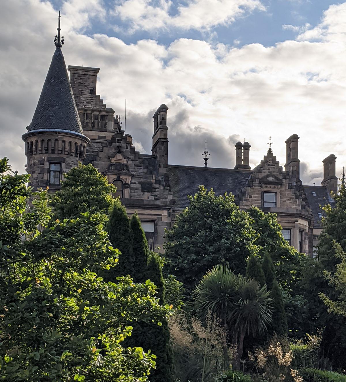 St Trinians - Salisbury Green Hotel -St Leonards House