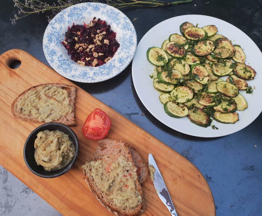 Summer Kitchens, salad medley
