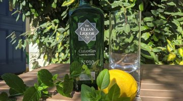 The Clean Liquor Co CleanGin No 10 Low Alcohol