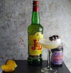 J&B Sinatra Sour Cocktail