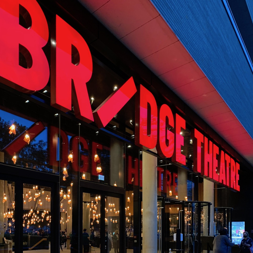 BRIDGE THEATRE EXTERIOR