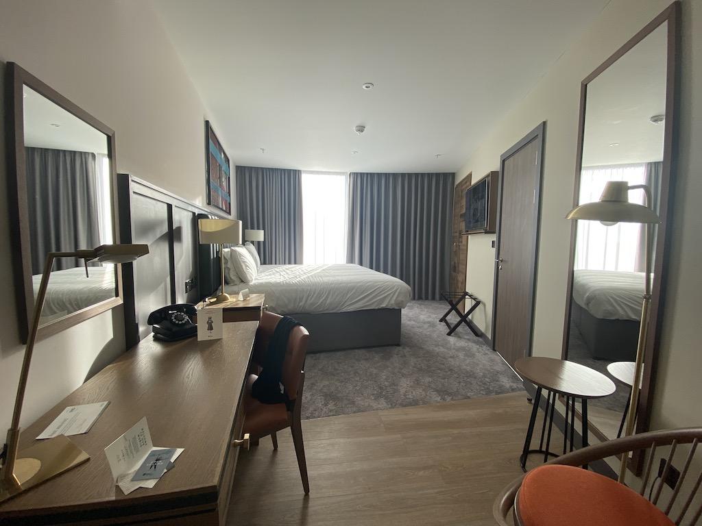 Bedroom - Hotel Indigo