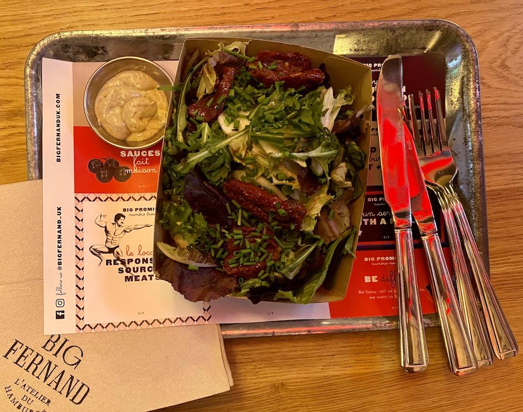 Big Fernand salad