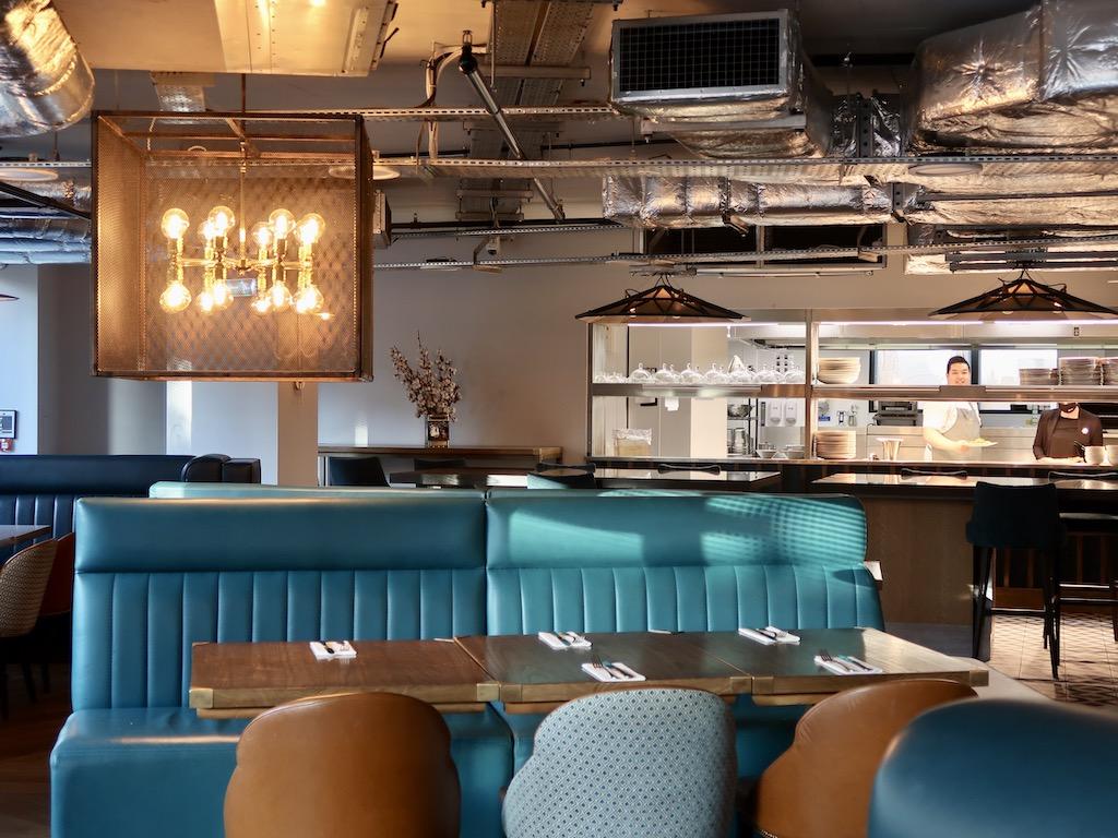 Mamucium restaurant and bar - kitchen 2