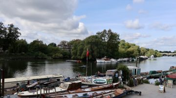 Riverside Richmond - Bottomless Brunch at Pitcher and Piano