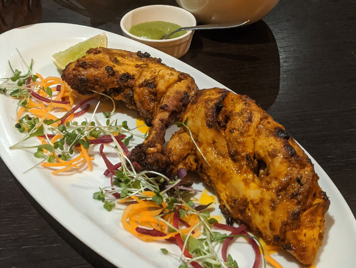 Tandoori Chicken - Grand Trunk Road