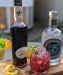 Low Alcohol Bramble Cocktail