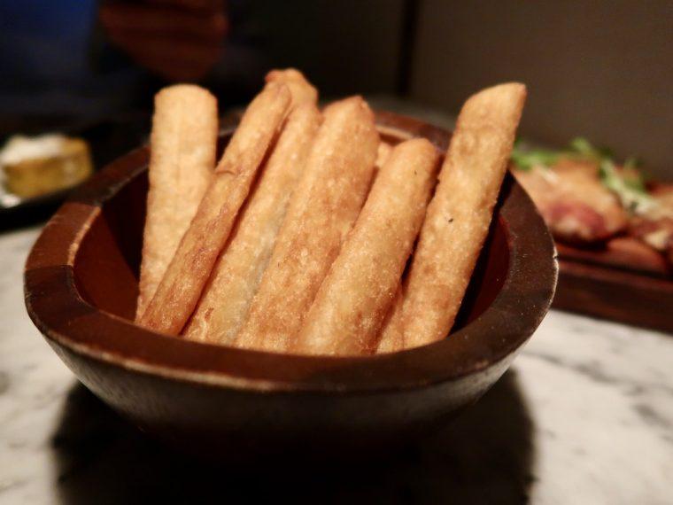 Zuaya cassava chips