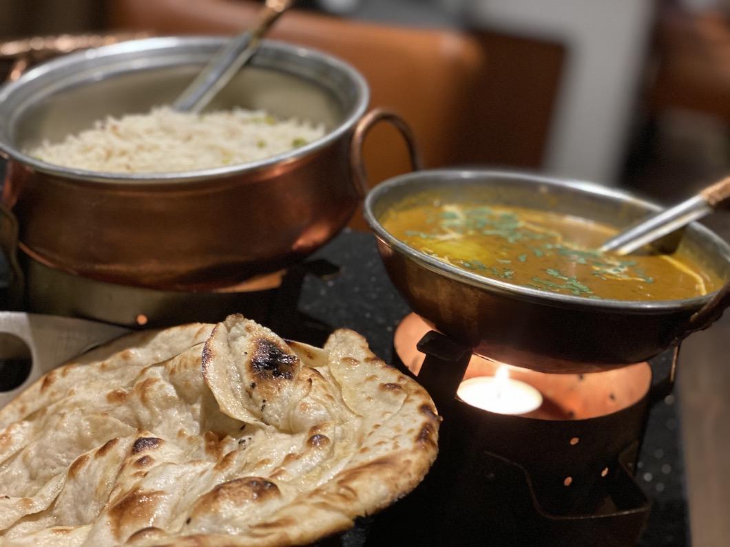 Brilliant Tandoori Lacha Paratha