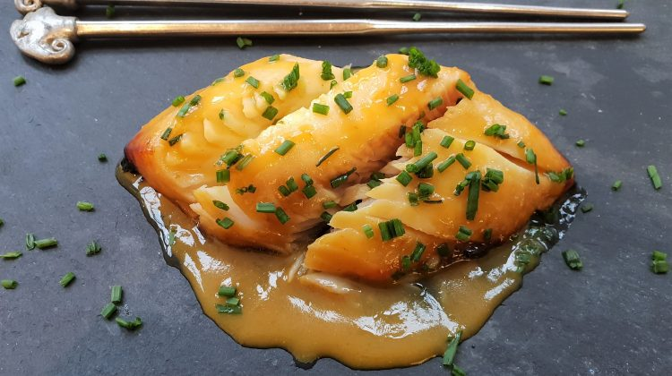 Chotto At Home Black cod in miso sauce