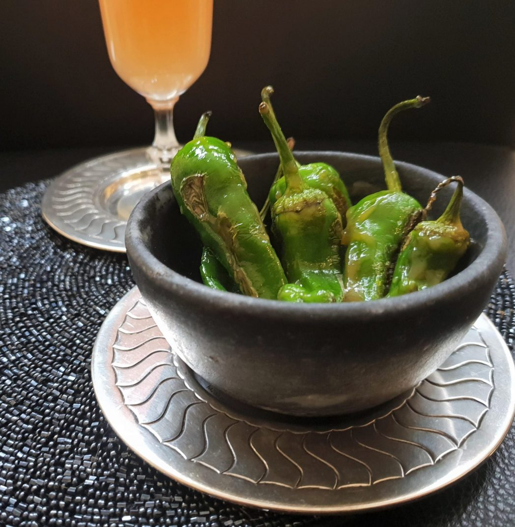 Chotto at Home Padron peppers