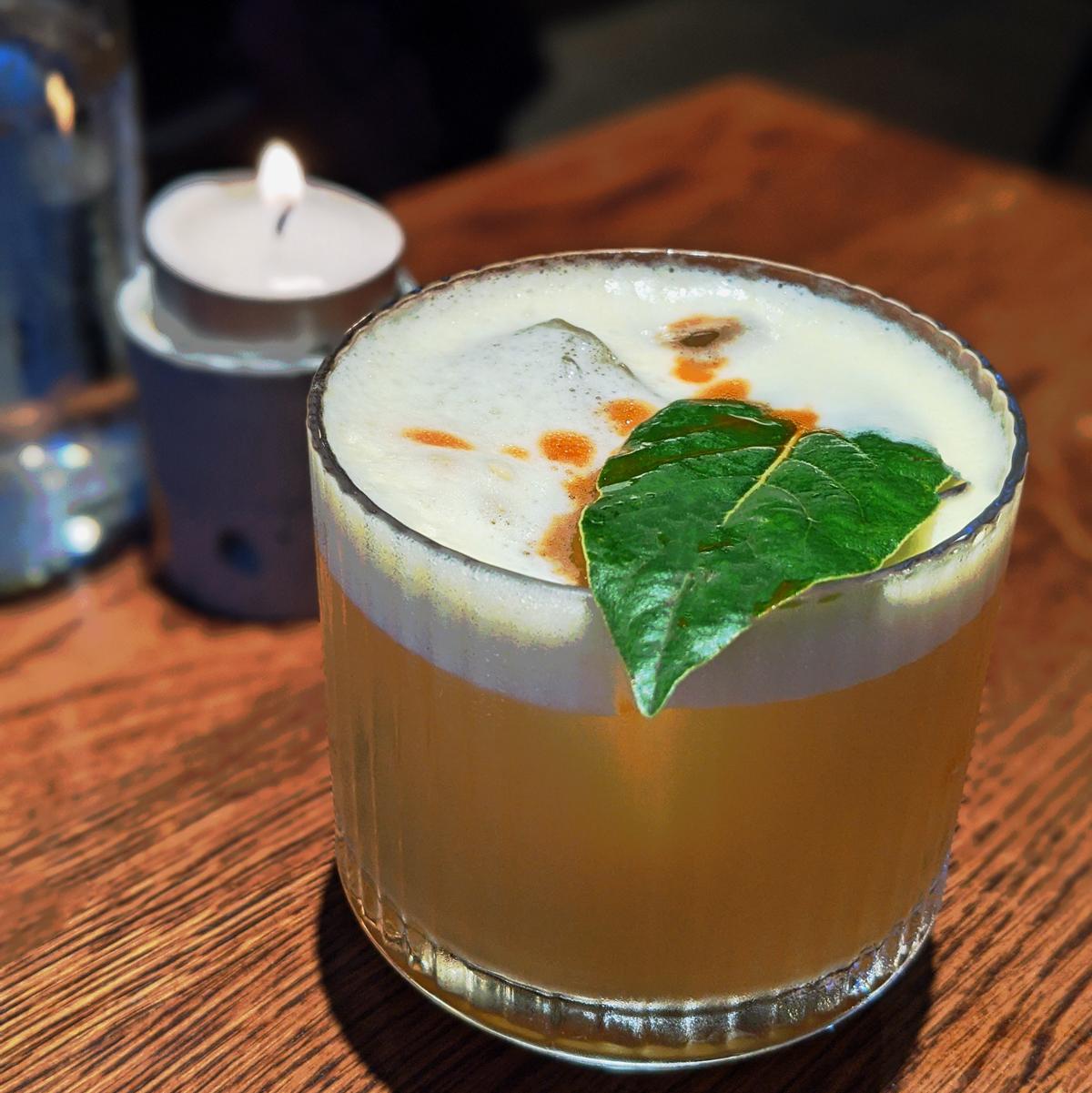 Cocktail - Smoke and Salt