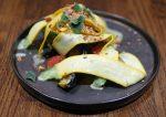 Courgette Salad - Smoke and Salt