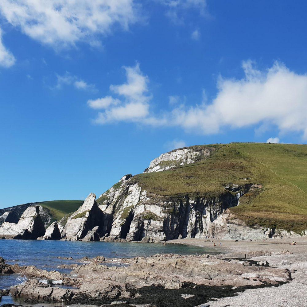 Devon, South West Coastal Path