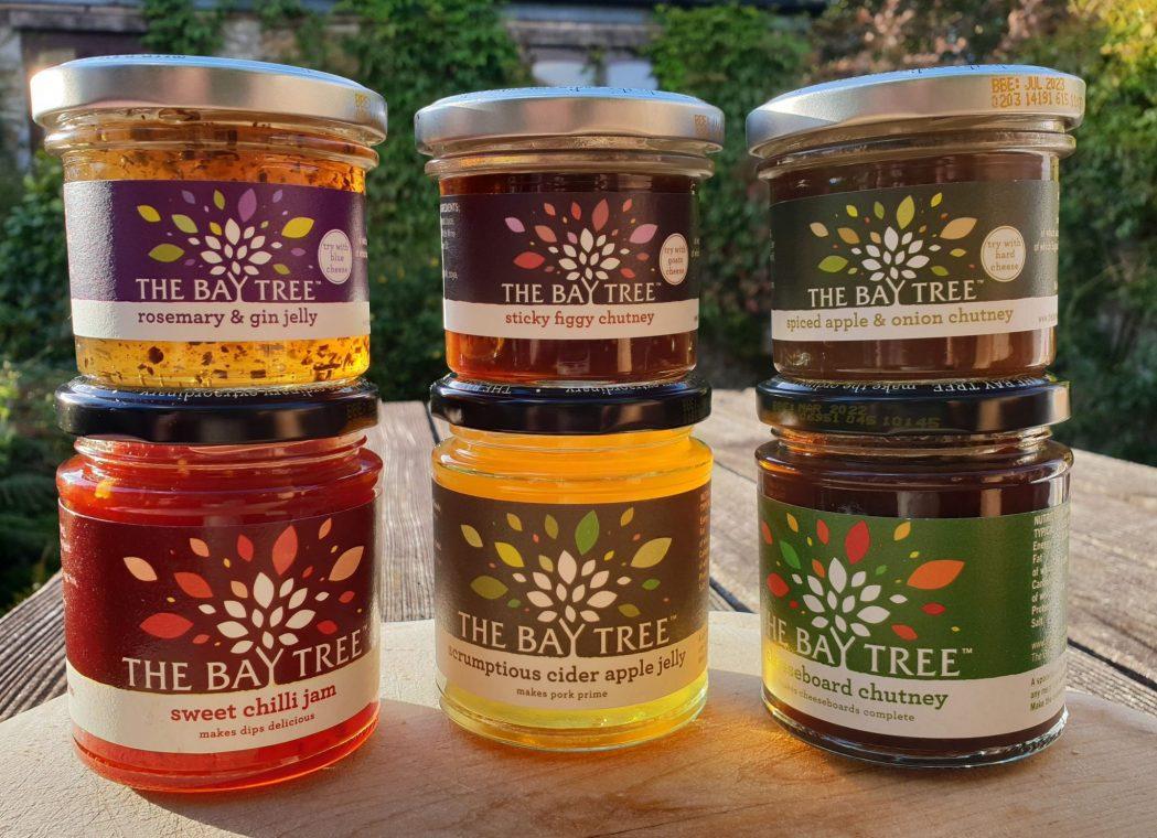 Devon, The Baytree Company relish
