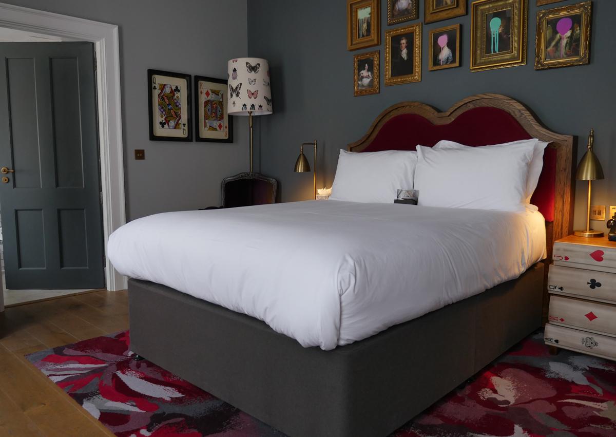 Hotel Indigo Bath - Bedroom