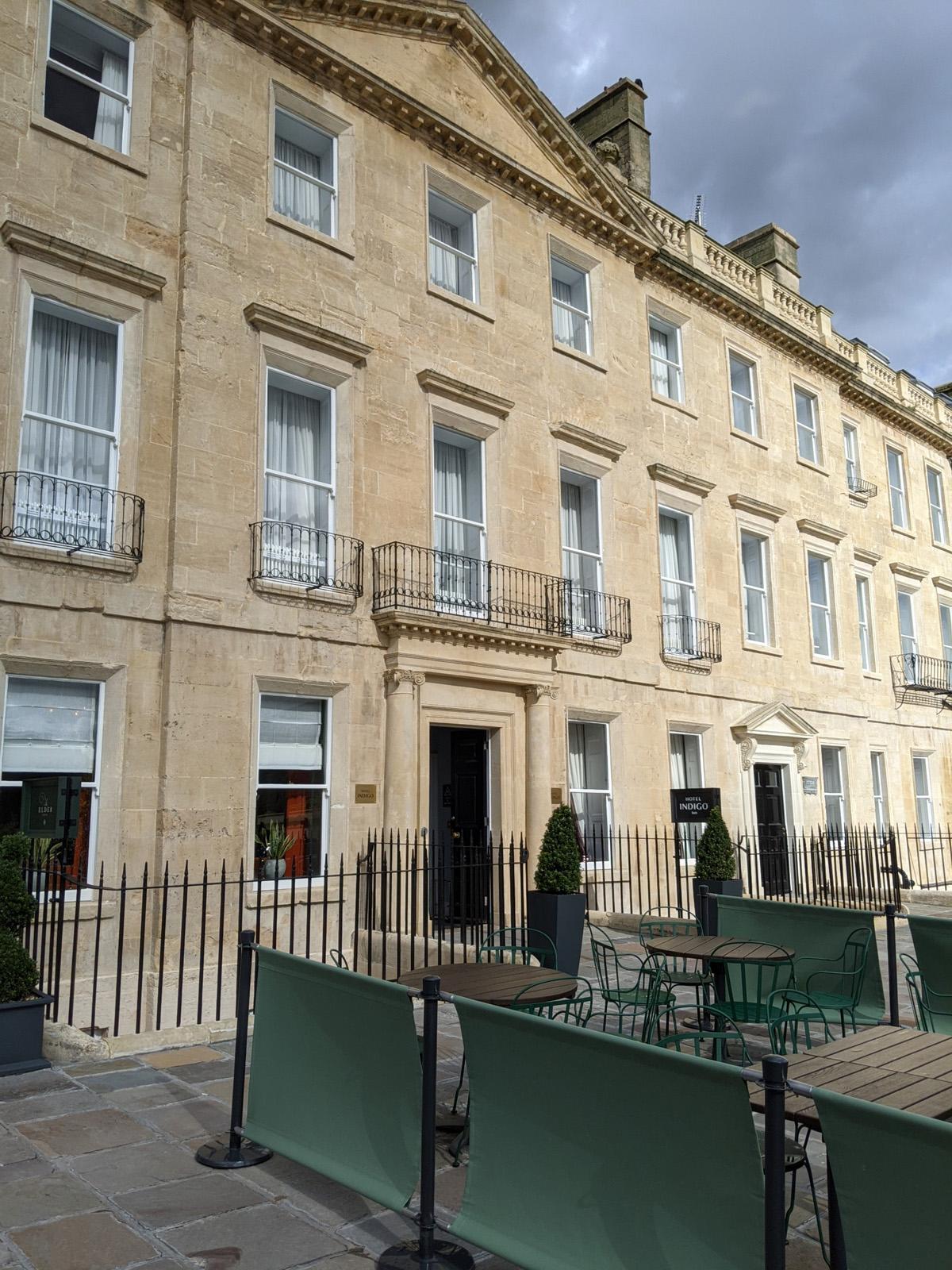 Hotel Indigo Bath - Exterior