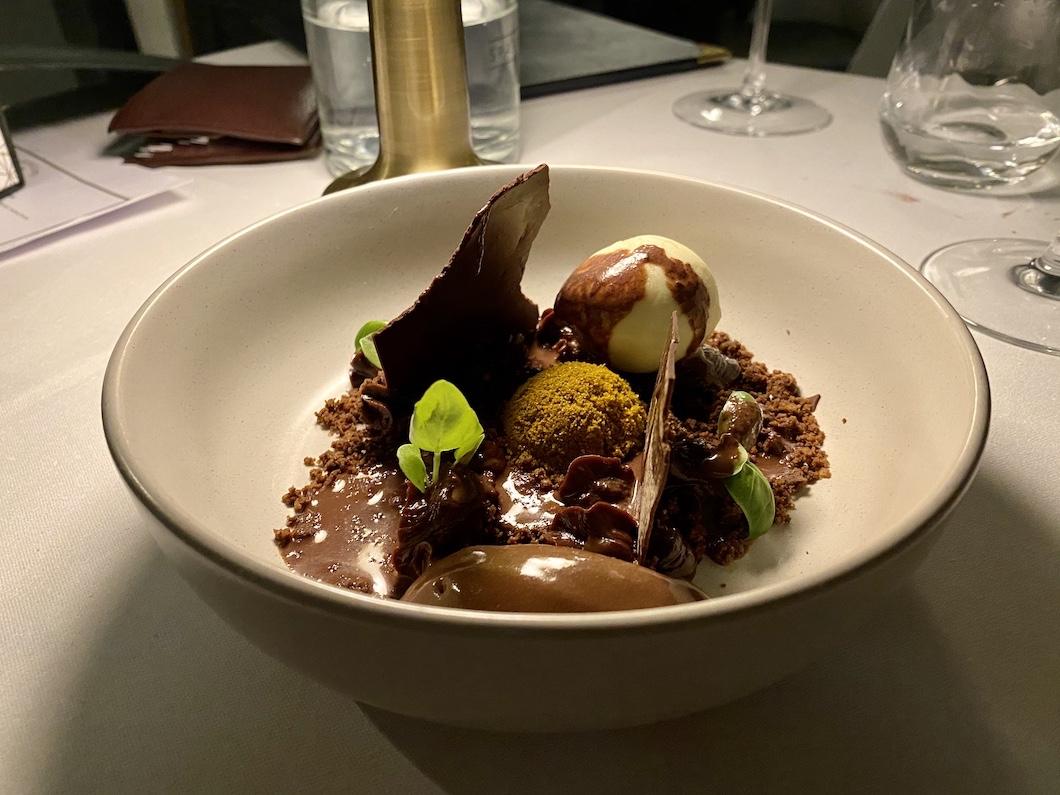 L'Artigiano 5 senses of chocolate