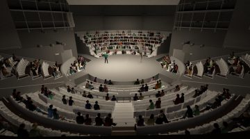 National Theatre Olivier in the Round