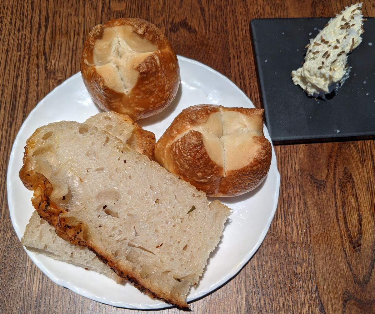 Smoke and Salt - Bread